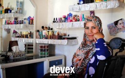 DEVEX: Development impact bond looks to boost refugee employment