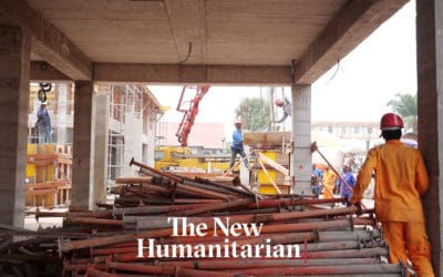 The New Humanitarian: Saving lives and making money: Can humanitarian impact bonds marry the two?