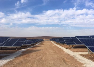 Long-term renewable energy assets for the humanitarian sector