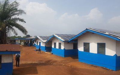 2020 Learnings from the field (2/2): Setting up solar facilities to support health centers in Africa