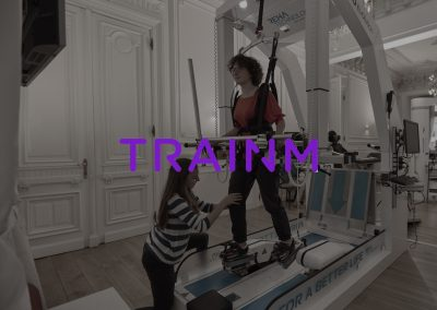TRAINM: Providing personalised therapy for the disabled