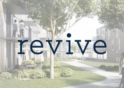 Revive II: Regenerating brownfield sites to create affordable sustainable housing
