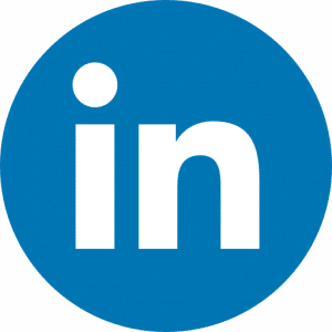 Linkedin logo with link to KOIS CFO Parag Vaidya