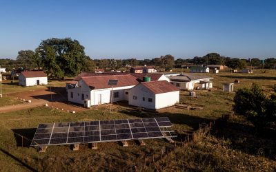 Devex: Is it time for health facilities to go green?
