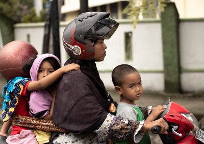Preventing family separation in Indonesia