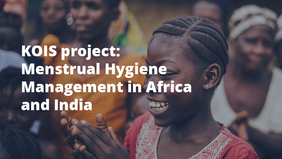 Menstrual Hygiene Management development impact bond project page