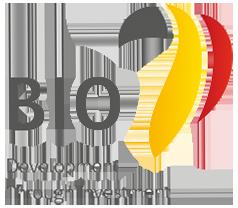 logo of BIO impact investing company