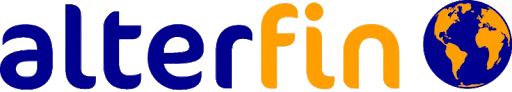 logo of alterfin impact investing company
