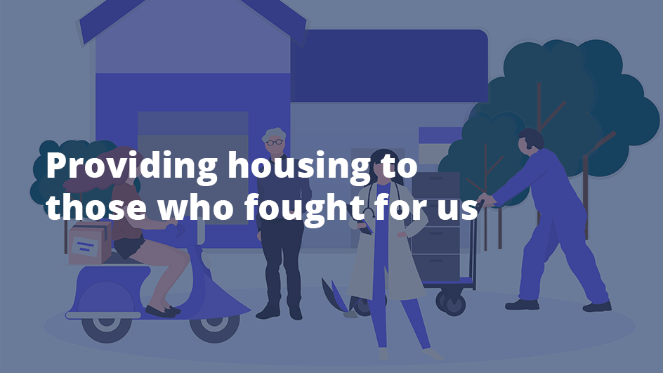 providing housing to frontline workers through affordable housing funds