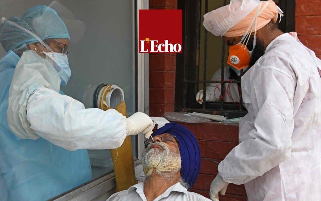L'Echo: KOIS raises $68 millions for Indian Healthcare