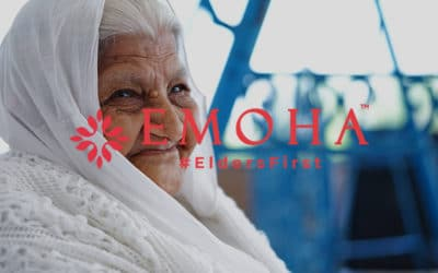 Emoha: empowering elders to live comfortably, at home